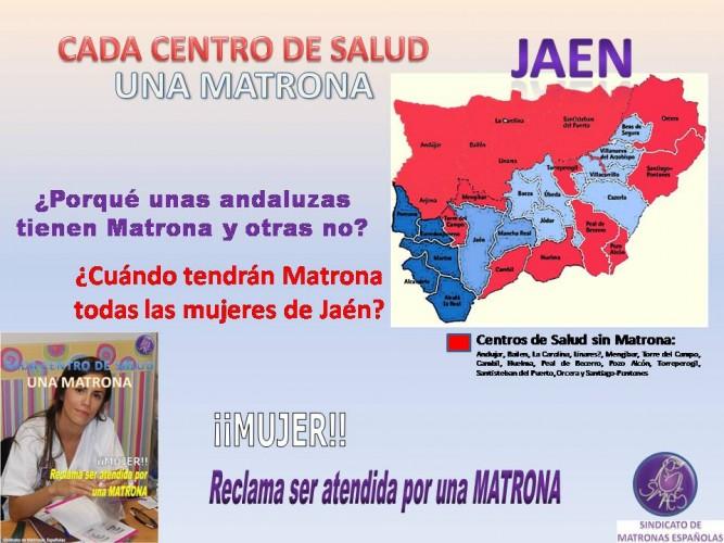 Campaña JAEN matronas 1