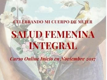 Curso SALUD FEMENINA INTEGRAL