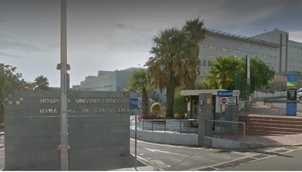 Hospital Universitario Ntra Sra de la Candelaria en TENERIFE