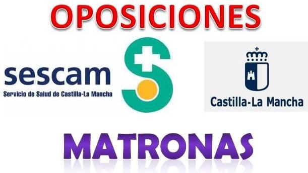 Oposicones de Matronas Castilla La Mancha