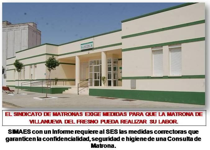 Centro de Salud de Villanueva del Fresno